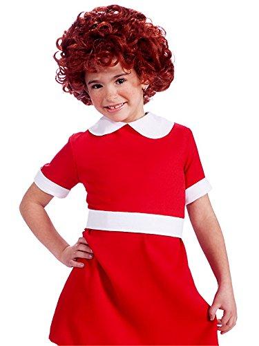 Forum Novelties Orphan Annie Child's Costume Wig