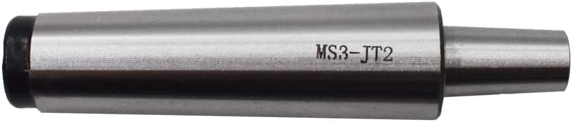 End Drill Chuck Arbor NEW 3MT To 2JT Tanged MT3 JT2 Tang Jacobs Morse Taper