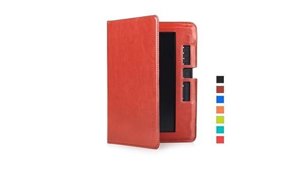 Mulbess - TrekStor eBook Reader 3.0 Slim Leather Case Cover for ...