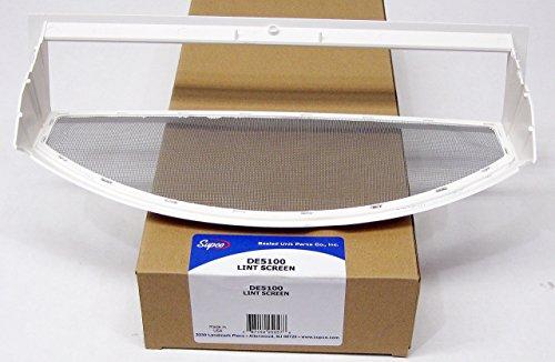 Supco DE5100 Dryer Lint Screen