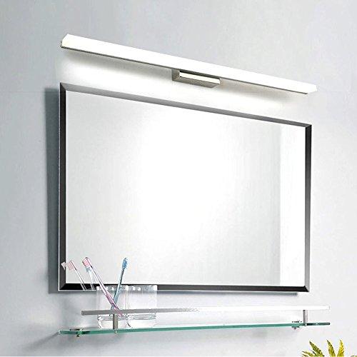 Modern 8 Light Bathroom Fixture - 9