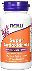 NOW Super Antioxidants, 60 Veg Capsules