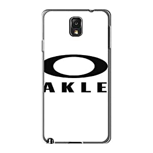 Anti-Scratch Hard Cell-phone Cases For Samsung Galaxy Note 3 With Allow Personal Design High-definition Oakley Pattern AshtonWells