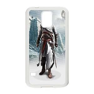 Assassins-Creed-Black-Flag Samsung Galaxy S5 Cell Phone Case White U4R9ZB