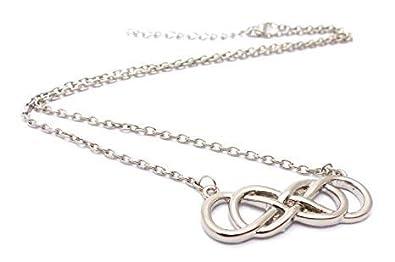 Double Infinity Necklace - Revenge - Emily Throne 8a7Lp6Ev