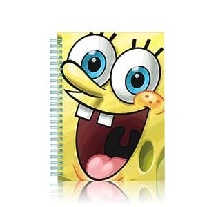 GF Toys SBNE  - Cuaderno A5 50H. Bob Esponja