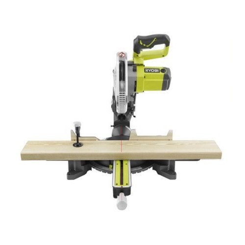 Factory-Reconditioned Ryobi ZRTSS102L 13 Amp 10 in. Sliding Compound Miter Saw with Exactline Laser