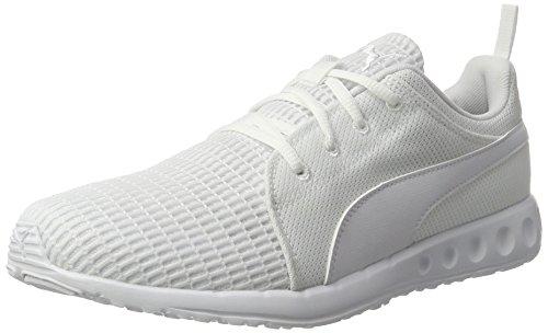 Chaussures De Course Dash Hommes Blancs Pumas Carson (blanc 03 Pumas)