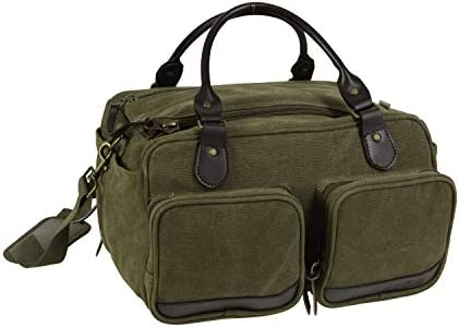 Allen Company – North Platte Heritage Series – Vintage Set – Rifle Case Shotgun Case Takedown Case Backpack Range Bag Gun Sling 36 48 52 inches – Olive Green