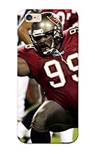 Fireingrass Durable Tampa Bay Buccaneers Nfl Football Back Case/ Cover For Iphone 6 Plus For Christmas by ruishername