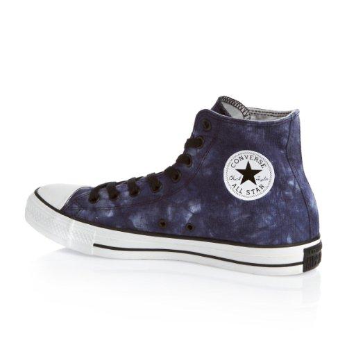 Converse - Chuck Taylor All Star Hi Schoenen Dozar Blauw / Vaandelblauw / Puritan Grijs