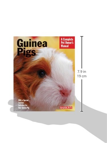 Guinea pigs complete pet owners manual immanuel birmelin guinea pigs complete pet owners manual immanuel birmelin 9780764138942 amazon books fandeluxe Image collections