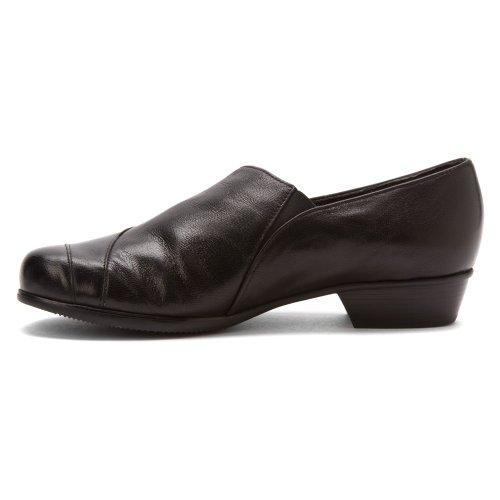 5 Dusty Kid Cheryl Brown Kid Black loafers Munro Women's Kid 6 M Mocha wHSFFq