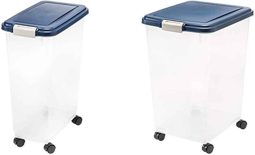 IRIS USA Airtight Food Storage Container