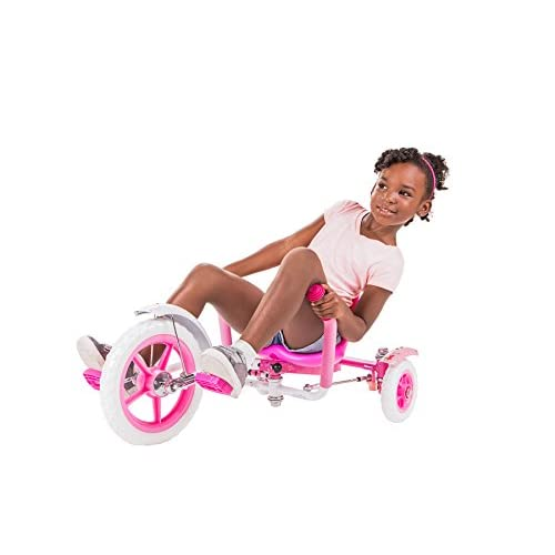 4aa5bfd36e6 Mobo Tot Disney Princess A Toddler's Ergonomic Three Wheeled Cruiser  Tricycle, Pink high-quality