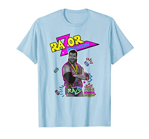 WWE NERDS - Razor Ramon T-shirt