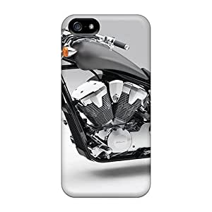 New Style TmallCase Hard Case Cover For Iphone 5/5s- 2010 Honda Fury