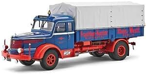 Revell 07559 - Maqueta de camión Krupp Titan SWL 80 ('50) (escala 1:24)