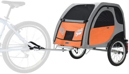 PetEgo Comfort Wagon Dog Bike Trailer