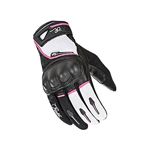 Womens Street Motorcycle Leather Gloves