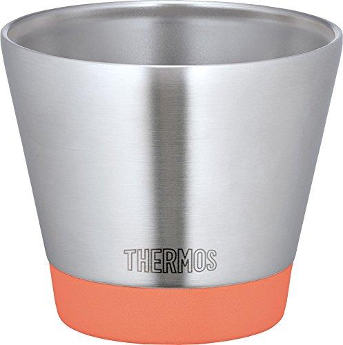 THERMOS 써모스 진공 단열 컵 300ml 캐럿 JDD-301 CA