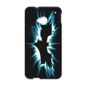 ORIGINE Shiny black bat Cell Phone Case for HTC One M7 by icecream design
