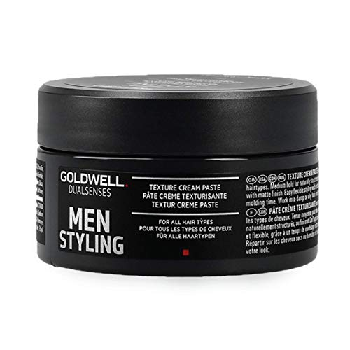 Goldwell Dualsenses for Men Texture Cream Paste By Goldwell for Men - 3.3 Oz Cream, 3.3 Ounce