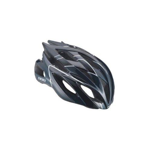 BBB 2929170372 Helm, schwarz, Einheitsgröße