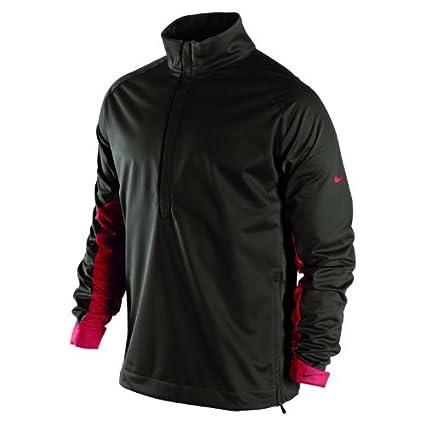 cf5eb20da227 Amazon.com  Nike Men s Sphere Pro Half-Zip Golf Jacket