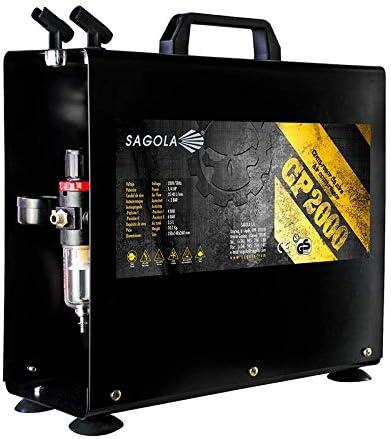 Sagola 10620801 - Compresor piston cp2000 220/50 1/4 c.v.