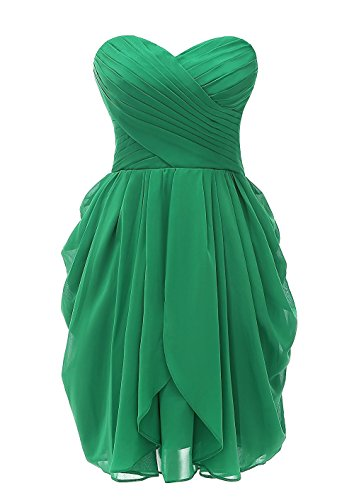 Buy beautiful short strapless dresses - 9
