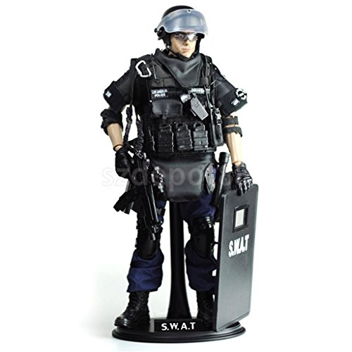 """12"""" 1/6 Military Army Combat SWAT Soldier Action Figure Body with Accessory"""