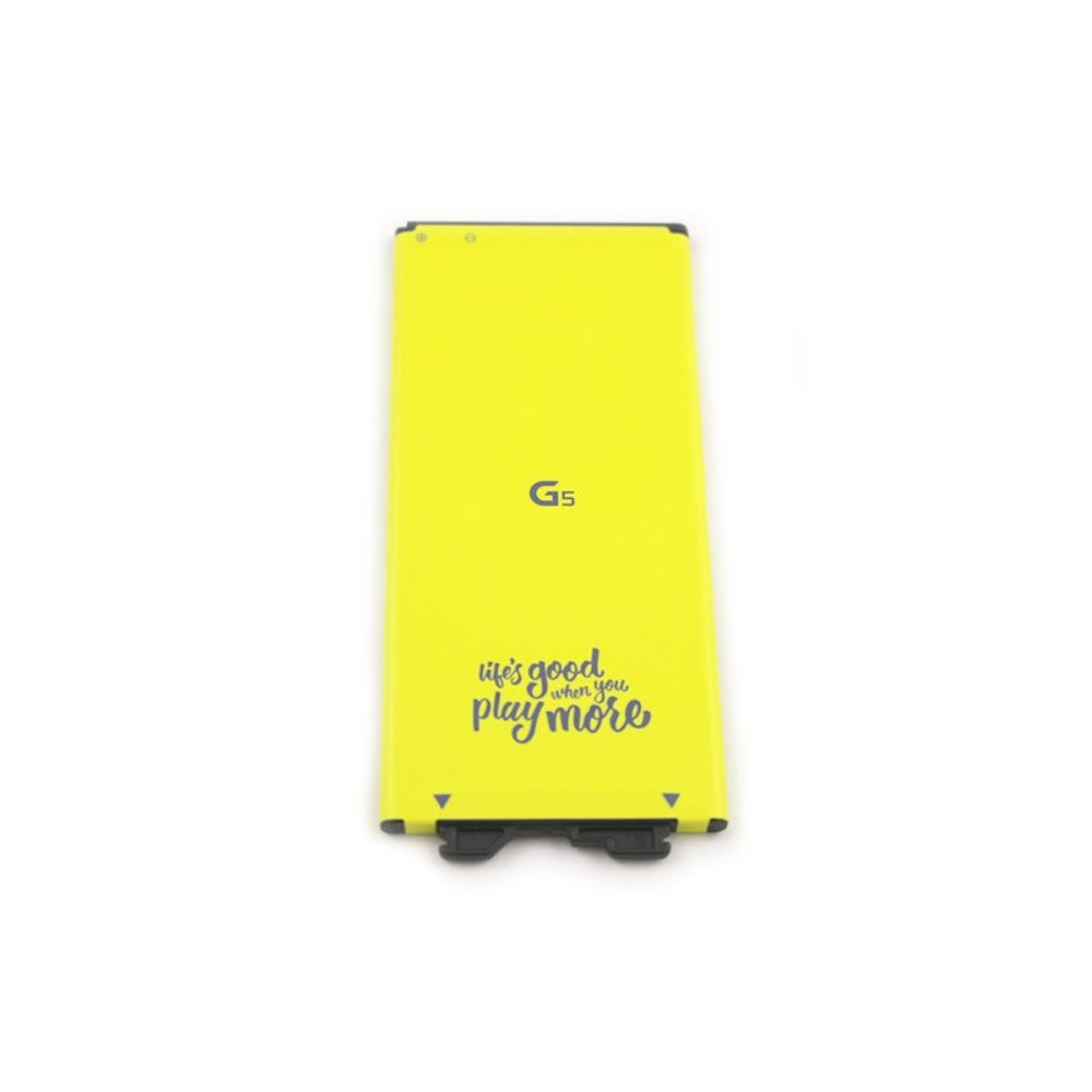 LG Spare Extra Standard Replacement Battery BL-42D1F (Bulk Packaging) For LG G5 with Prime