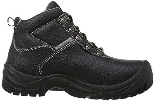 Blackrock Sf29 - Zapatos unisex, color negro, talla talla inglesa 7 UK F Negro