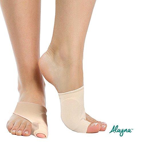 Bunion Corrector Bunion Splint – Orthopedic Bunion Relief with Gel Bunion Pads Toe Spacer Bunion Guard for Men and Women - Bunion Toe Separators Cushions Bunion Splint for Ultimate Foot Pain Relief