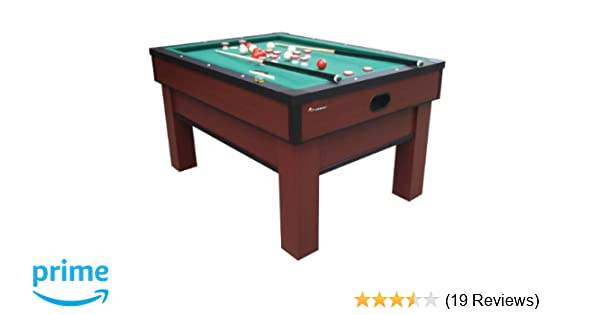 Amazoncom Atomic Classic Bumper Pool Table Sports Outdoors - Pool table jack rental