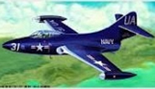 F9f 5 Panther Grumman - Trumpeter 1/48 F9F2P Panther US Navy Fighter Model Kit