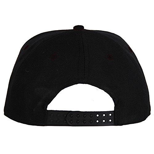 gorra Gorro gorra hop sombrero letra de de béisbol 4sold gorro gorra invierno bordado J 3d con hip RxqSqAdOw