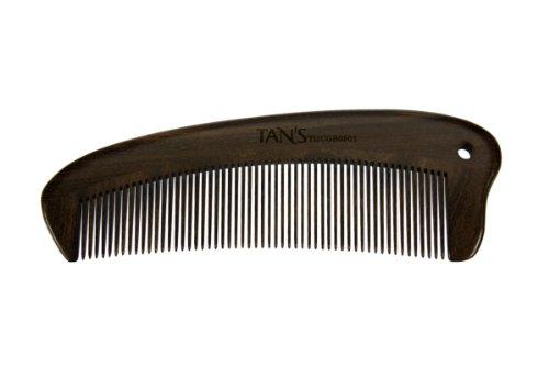 Tan's Comb-Rosewood 0501