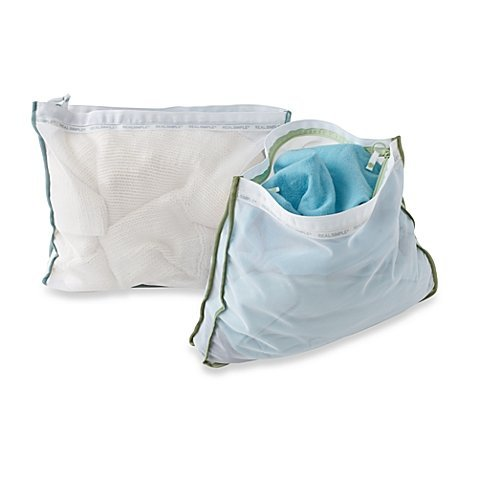 Real Simple Wash Bags, Set of 2 by Real Simple