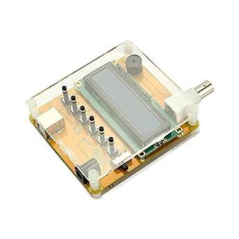 Amazon com: Shortwave Antenna Analyzer Meter Tester 1-60M