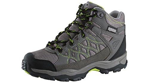 McKinley Botas de trekking Cisco Hiker AQX Jr - Grey/Black/Yellow