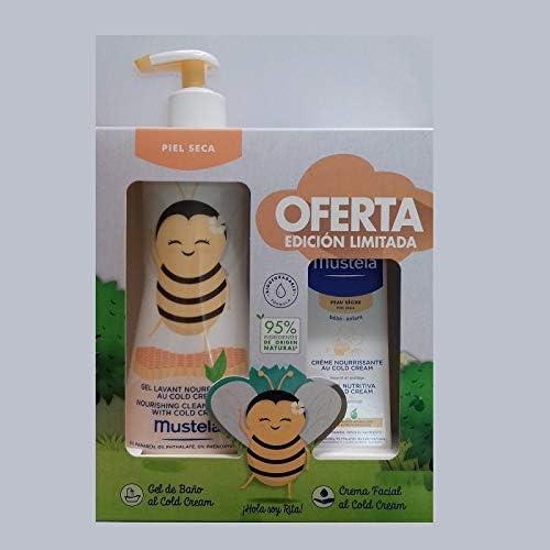 MUSTELA PACK GEL + CREMA PIEL SECA: Amazon.es: Belleza