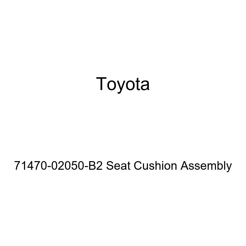 TOYOTA Genuine 71470-02050-B2 Seat Cushion Assembly