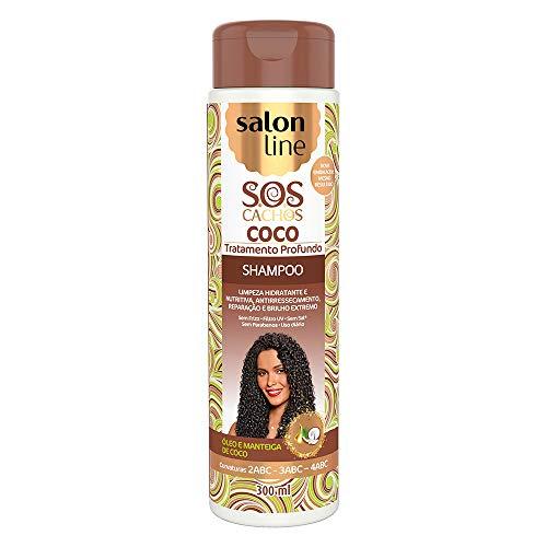 Shampoo S S Tratamento Profundo
