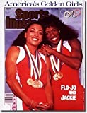 img - for Sports Illustrated October 10 1988 Flo-Jo & Jackie America's Golden Girls book / textbook / text book