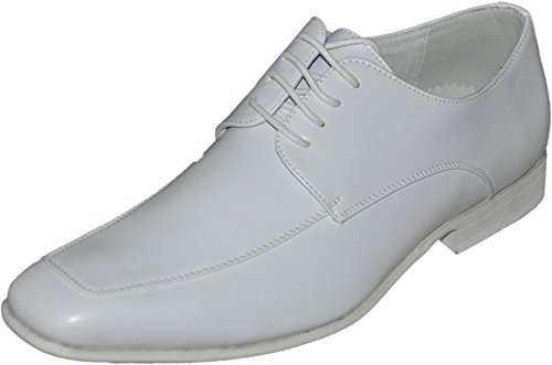 Schnürschuh, Innenfutter Leder t01all blanc 001