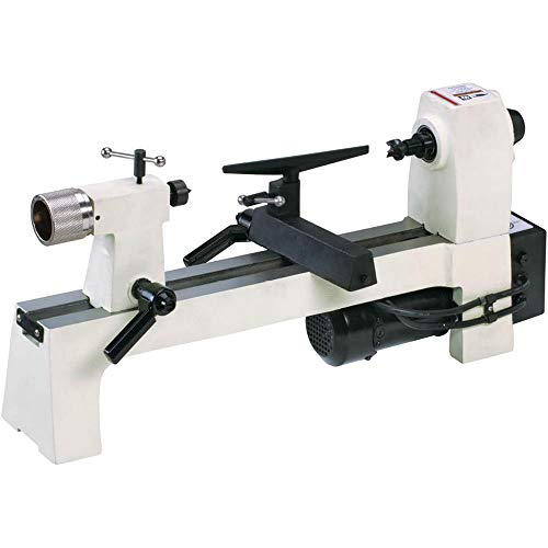 SHOP FOX W1704 1/3-Horsepower Benchtop Lathe