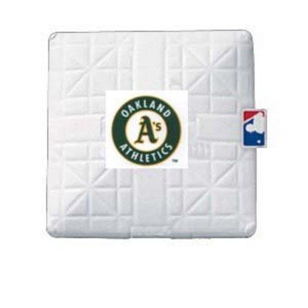 Schutt Oakland Athletics Licensed Jack Corbett Base from (Base Corbett Jack)