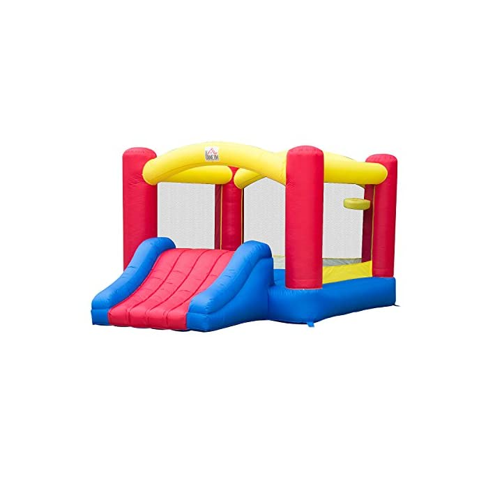 41Udd7D3U0L ✅Estructura hinchable modelo castillo ✅Castillos inflables niños de 3 a 10 años ✅Castillo inflable sólo para uso privado